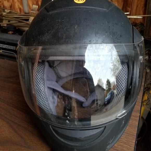 Other - Motorcycle helmet